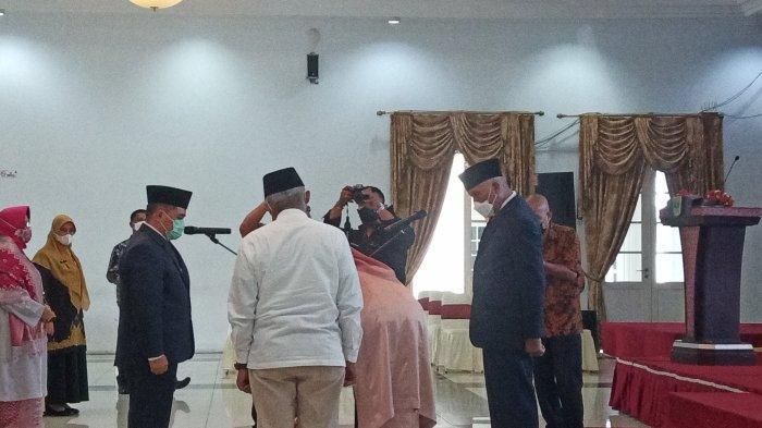 Benny Warlis Jadi Pj Sekdaprov Sumbar hingga Ada Sekda Definitif, Dilantik Gubernur Mahyeldi