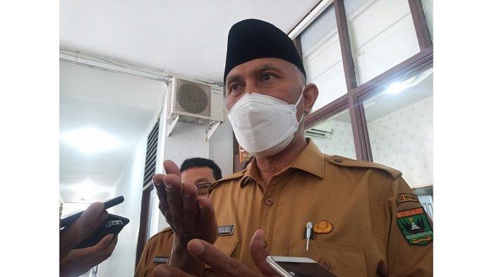 Gubernur Sumbar Ingatkan Calon Siswa Hati-hati Input Data PPDB Online SMA/SMK