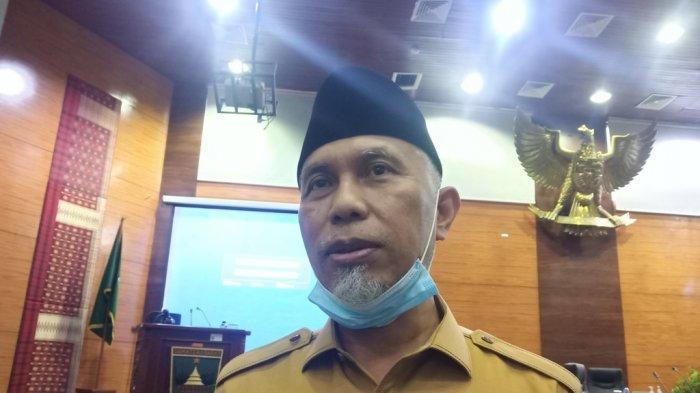 Tak Ada Penyekatan di Pintu Masuk Sumatera Barat walau Mudik 2021 Dilarang, Mahyeldi: Butuh Biaya