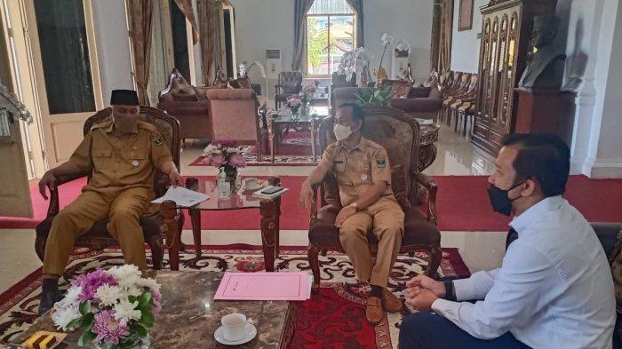 Gubernur Sumbar Dukung Pemerataan Akses BBM ke Pelosok Melalui Pertashop
