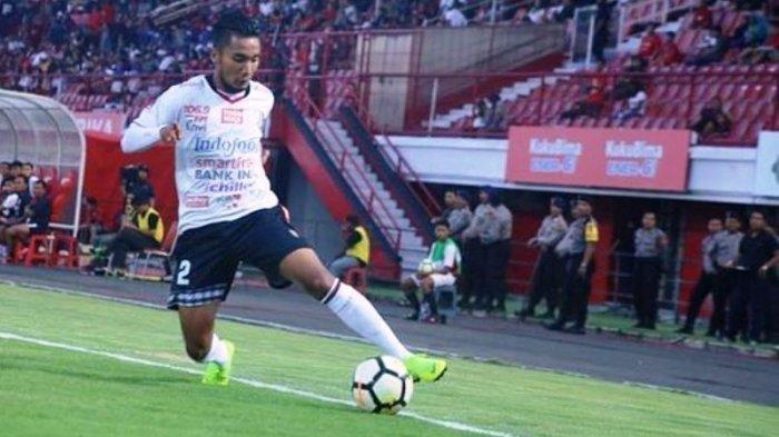 Menuju Musim 2019 Bali United Rekrut Gusti Sandria Pemain Asal PSMS Medan, Posisi Bek Kiri