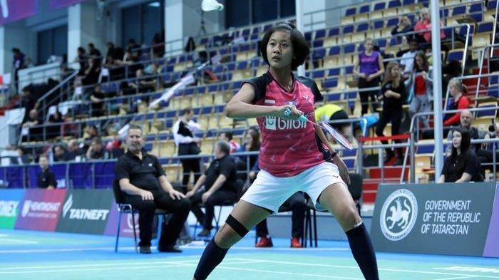 UPDATE Spain Masters 2021 - Wakil Indonesia Putri KW Tembus Semifinal, Ungguli Lianne Tan
