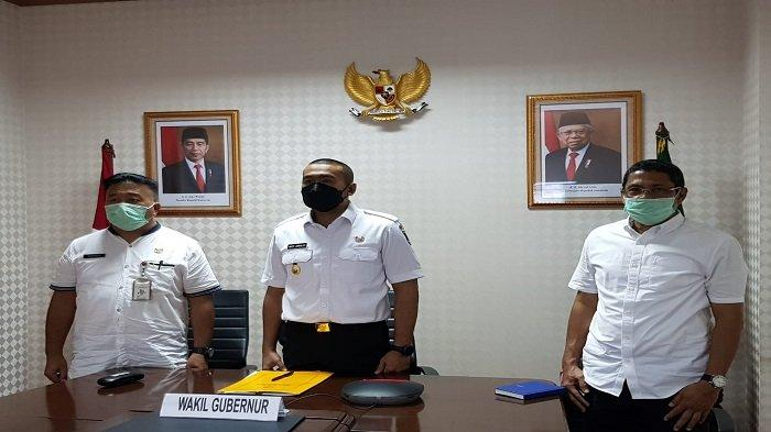 Wagub Sumbar Audy Joinaldy Hadiri Rakornas Penanggulangan Bencana Tahun 2021, Secara Virtual