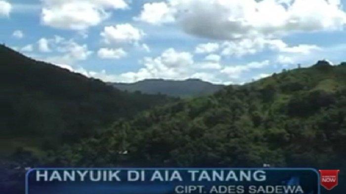 Lirik Lagu Minang Hanyuik di Aia Tanang - Ades Sadewa: Tanam padi den tanam ndeh malang