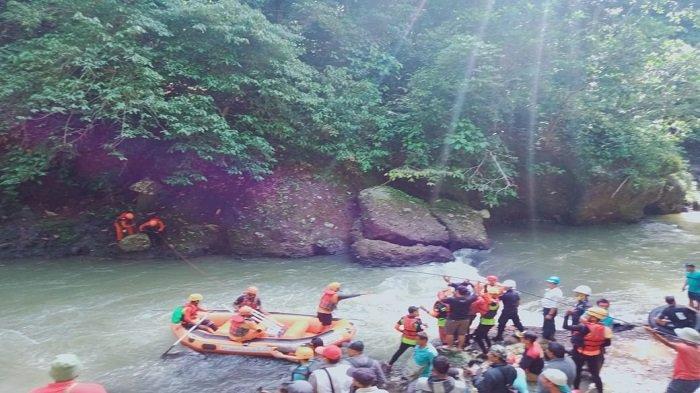 Hari Ke-2 Pencarian Korban Hanyut di Kabupaten Solok Selatan Berlanjut, Asnedi Sebut Masih Nihil