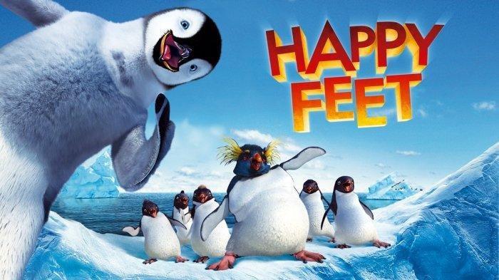 Cara Download Film Happy Feet Subtitle Indonesia dan Nonton Film Streaming di HP