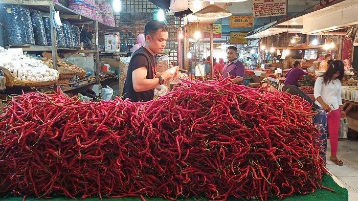 Harga Bahan Pokok di Padang Hari Ini Jumat 25September 2020, Tomat dan Cabai Rawit Naik