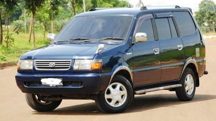 Harga Mobil Bekas Diesel Lawas Melambung, Ada Toyota Kijang, Isuzu Panther hingga Mitshubishi Kuda