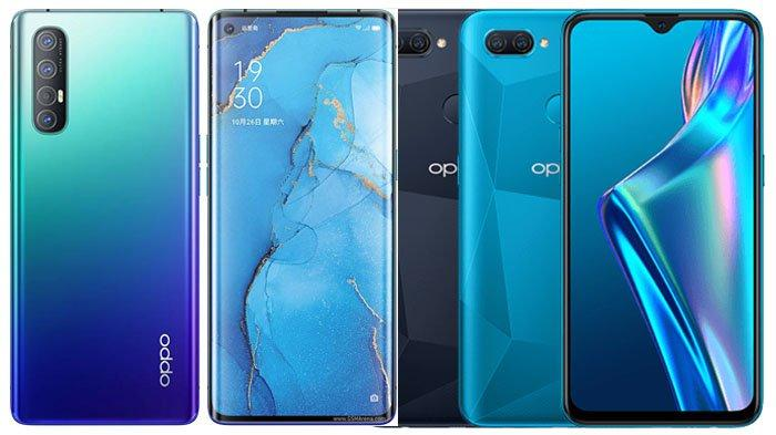 Daftar Terbaru Harga & Spesifikasi OPPO Awal Mei 2020, Ada Oppo Reno3, Oppo F11 Pro, Oppo A91