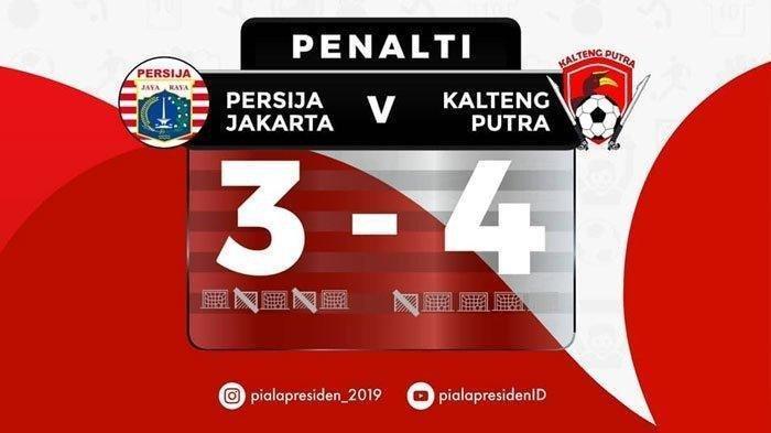 Tersingkir di Babak Delapan Besar Piala Presiden 2019, Persija Jakarta Fokus Hadapi Piala AFC 2019
