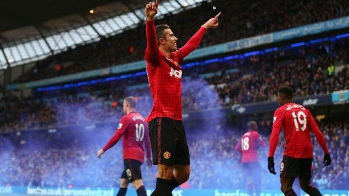 Van Persie Hengkang dari Arsenal ke Man United, Diduga Berselisih dengan Petinggi Klub