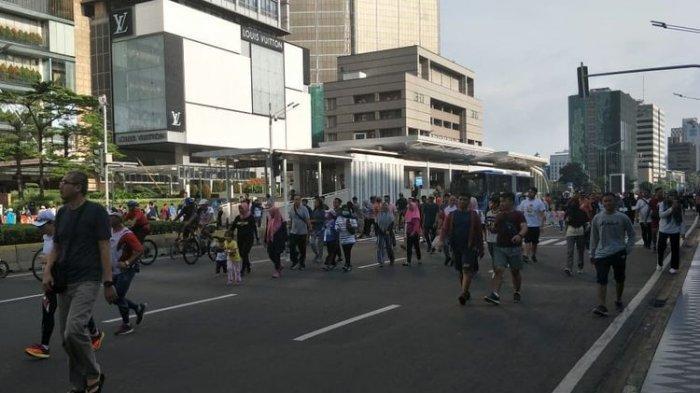 Car Free Day Kembali Dimulai di Jakarta Minggu Besok, Tunggu! Kabar di Kota Padang