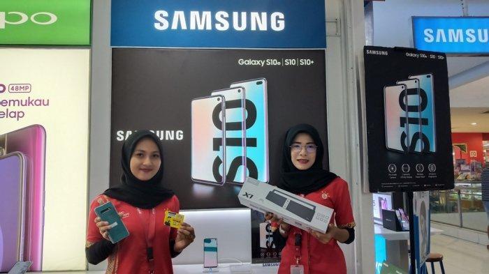 INFO GADGET Beli Samsung dan Oppo di Erafone Plaza Andalas Dapat Cash Back dan Give Away