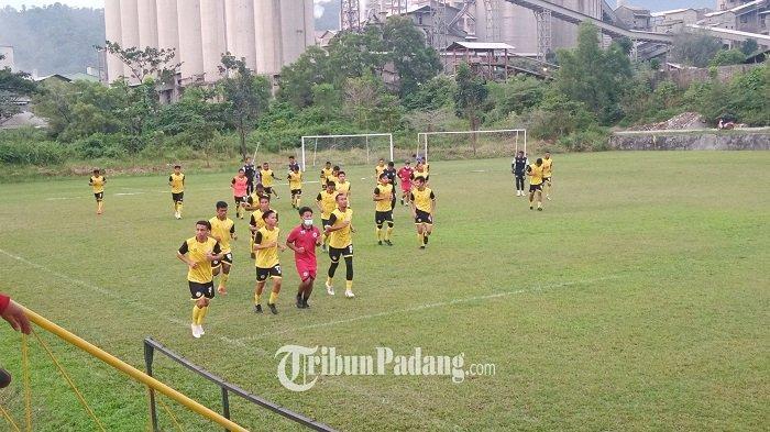Rutin Latih Tanding Lawan Tim Lokal, Manajer SPFC : Lakukan Swab Antigen Sebelum Uji coba