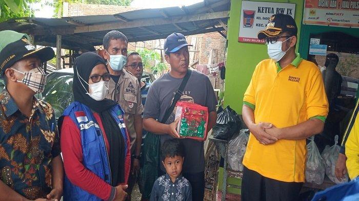 Penyebab Banjir di Padang, Wali Kota Hendri Septa : Intesintas Hujan Tinggi dan Pasang Laut Naik