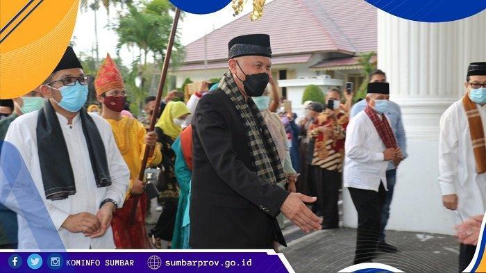 Hendri Septa Segera Dilantik Jadi Wali Kota Padang, Syafrial Kani: Tinggal Lanjutkan Program