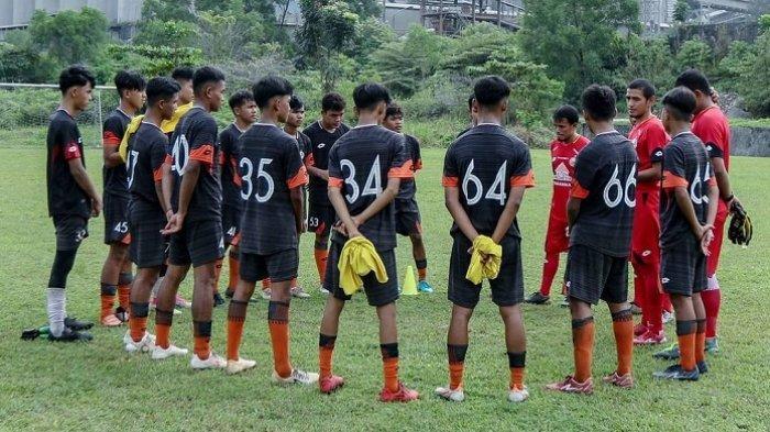 Semen Padang FC Fokus Pembinaan Usia Muda, Ini Target Manajemen