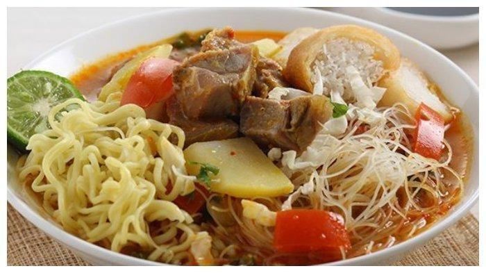 TIPS Membuat Soto Mie Daging, Menu Spesial untuk Sajian Akhir Pekan, Catat Resep dan Bahannya