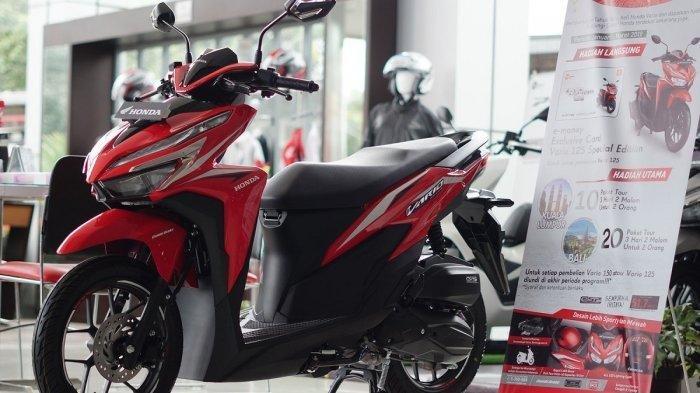 Info Daftar Harga Motor Honda Terbaru Jenis Dak Matik Awal Oktober 2019 Tribun Padang