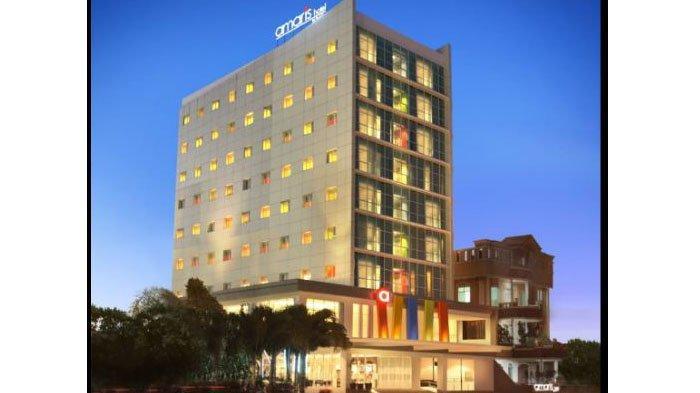 TRIBUNWIKI: Rekomendasi Hotel di Kota Padang untuk Liburan Akhir Tahun Harga Rp 500 Ribuan