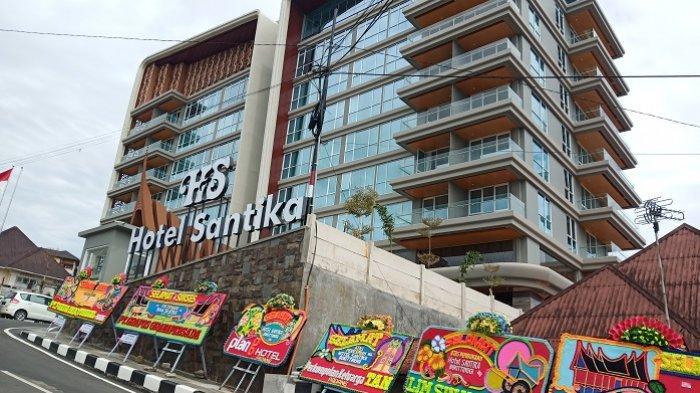 Promo Hotel Santika Bukittinggi Maret 2021, Rp 650 Ribu Semalam di Akhir Pekan, Gratis Sarapan
