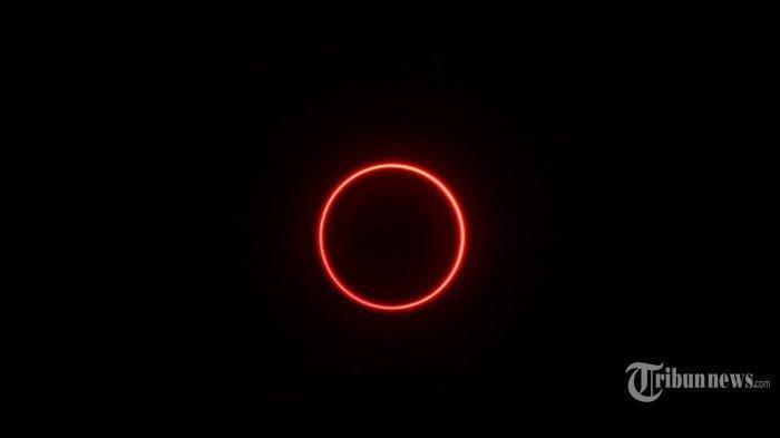 FenomenaGerhana Matahari Cincin10 Juni 2021 Bisa Dilihat di Langit Indonesia? Cek Penjelasannya