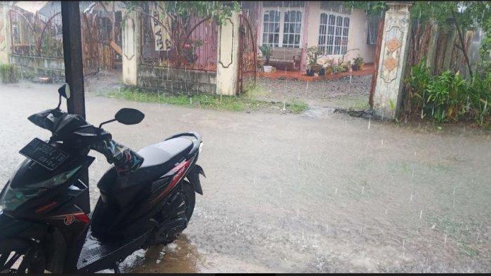 Hujan Deras Guyur Padang, BPBD Ingatkan Warga Waspada Banjir dan Pohon Tumbang