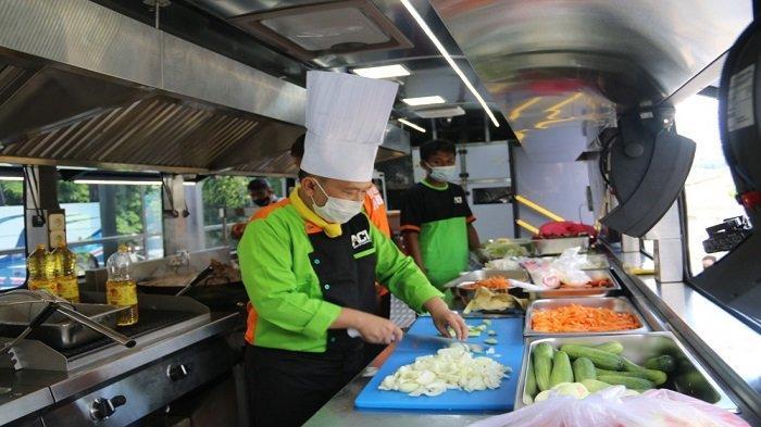 Humanity Food Bus ACT Bakal Hadir di Sumbar, Distribusi Pangan Bergizi Setara Hotel Bintang 5