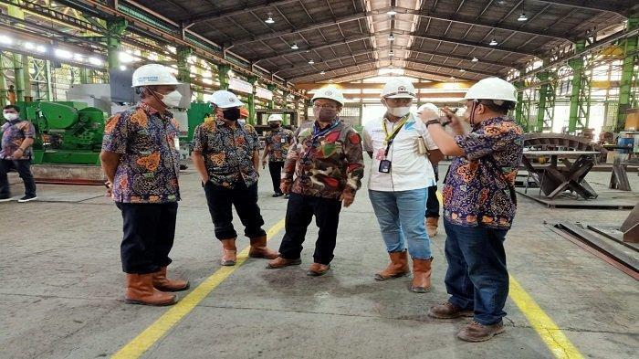 Perkuat Sinergi BUMN, Semen Padang-Krakatau Global Trading Jajaki Kerjasama
