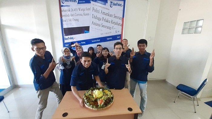 2 Tahun TribunPadang.com - Tumbuh Bersama di Sumbar, Welcome Mitra Relasi Buat Redaksi dan Bisnis