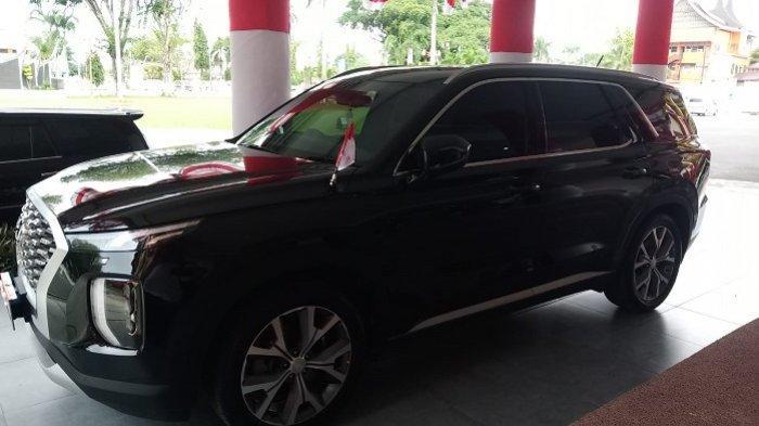 Hyundai Palisade, mobil dinas Wakil Gubernur Sumbar, Audy Joinaldy.