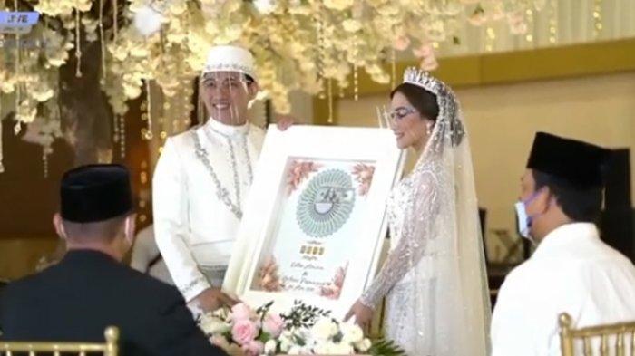 SAH! Ifan Seventeen dan Citra Monica Resmi Menikah
