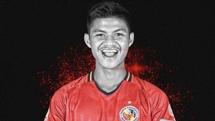 Pemain Semen Padang FC Genta Alparedo Dipanggil Shin Tae-Yong, The Kmers: Ini Sungguh Luar Biasa