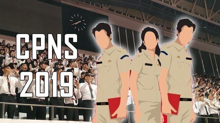 LINK Pengumuman CPNS Pemprov Sumbar 2019,Selamat untuk 575 Orang yang Lulus