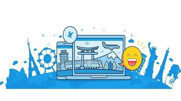 Promo Traveloka Hadirkan Banyak Diskon Tiket Pesawat, Berbagai Maskapai Hingga 1 Juli 2019