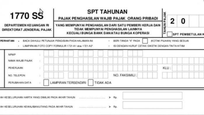 IKUTI Cara Lapor SPT Tahunan PPh Online: Ayo! Akses djponline.pajak.go.id, Batas Akhir 31 Maret