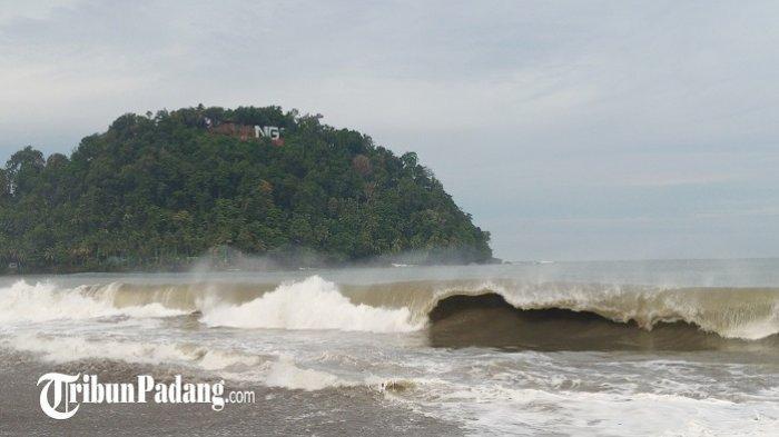 Info BMKG Prakiraan Gelombang Perairan Sumatera Barat, Jumat 12 Februari 2021