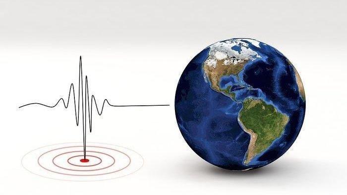 UPDATE Gempa Mentawai 5.8 SR, BPBD: Warga Sempat Panik & Lari Keluar Rumah, Tiang Listrik Bergoyang