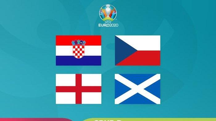 Matematis Inggris vs Republik Ceska - Laga Krusial Penentu Juara, Runner-up dan Peringkat 3 Grup D