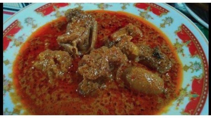 Resep Gulai Cincang Padang, Olahan Daging Sapi dari Daging Kurban, Dijamin Bikin Nagih