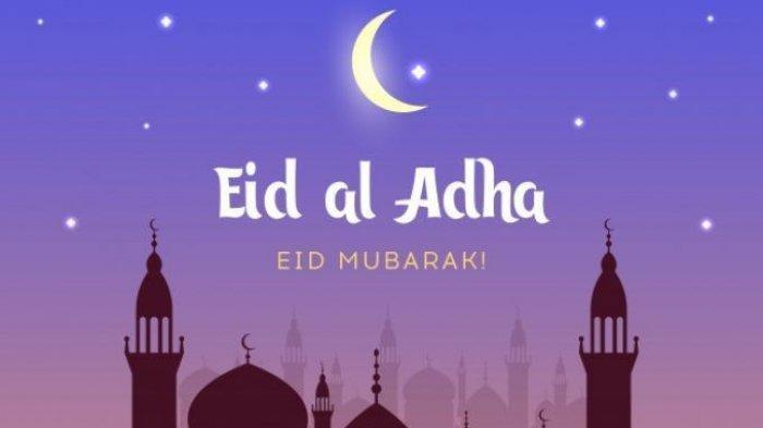 Lafaz Takbiran Idul Adha 1442 H Tulisan Arab dan Latin, Disertai Video Ustad Jefri Al Buchori
