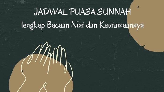 Puasa Syawal Bisa Dilaksanakan Mulai Besok, Simak Niat Puasa 6 Hari Syawal