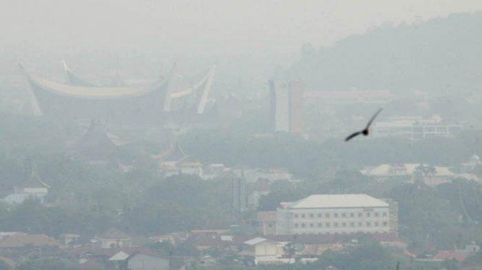 Kabut Asap di Riau dan Jambi,Pemprov Sumbar Upayakan Bantu Perantau Minang Jika Ingin Pulang Kampung