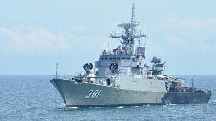 Cegah Masuknya Musuh Tak Kasatmata, 5 Kapal Perang Indonesia Siaga di Perbatasan Negara