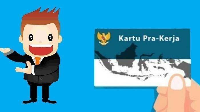 Berikut Tahap Pendaftaran Kartu Prakerja, Buat Akun Prakerja Login ke www.prakerja.go.id