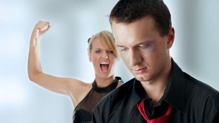 KDRT Istri pada Suami, Nur Injak Kemaluan Syamsul Setelah Pukul dan Dorong hingga Jatuh