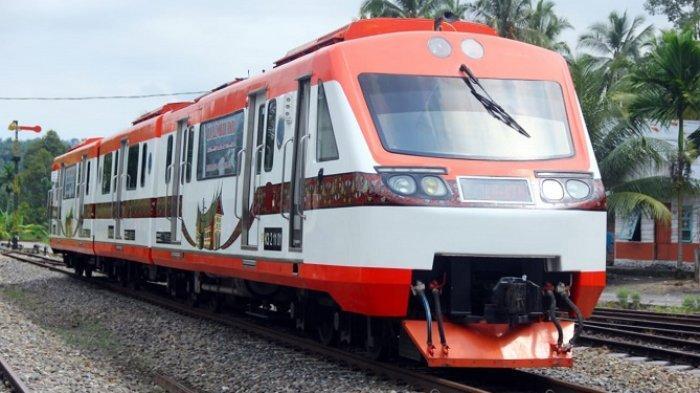 PT KAI Tetapkan Masa Angkutan Natal dan Tahun Baru, Perjalanan Kereta Api Sumbar Ditambah