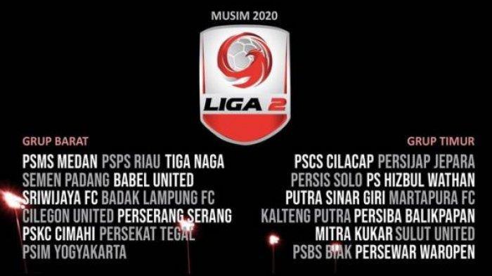 Jadwal Pertandingan Liga 2, PSPS Vs Semen Padang, Persis Solo Vs PSCS, hingga Sriwijaya FC Vs PSIM