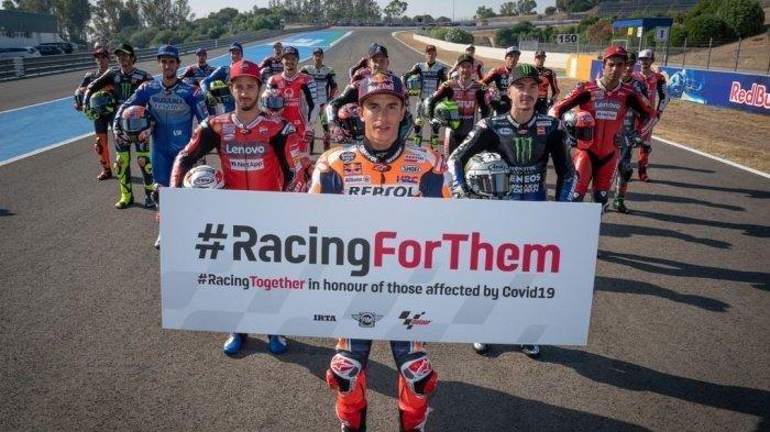 Berikut Update Jadwal Moto GP 2020, Kejuaraan Musim Ini Berlangsung 14 Kali Balapan