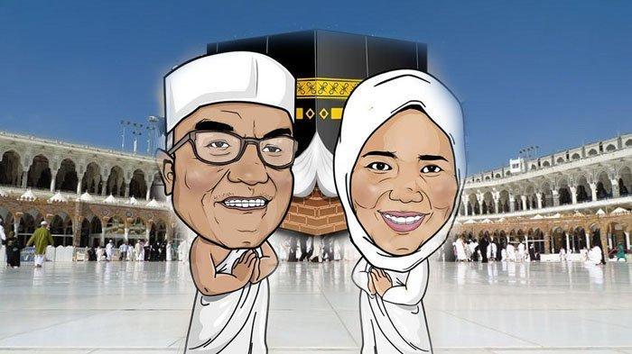 Ilustrasi Umrah